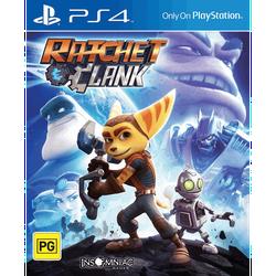 Đĩa Game PS4 Sony Ratchet Clank Hệ Asia-new nguyen seal