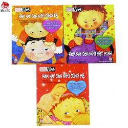 Hôm Nay Con Ngủ Một Mình - Cùng Bố - Cùng Mẹ - 3 cuốn