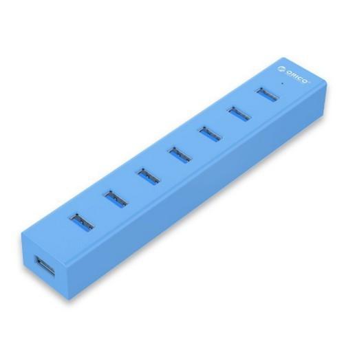[hàng chính hãng ] Bộ chia USB Hub 7 cổng USB 3.0 ORICO H7013-U3-AD - 12949955 , 20937203 , 15_20937203 , 500000 , hang-chinh-hang-Bo-chia-USB-Hub-7-cong-USB-3.0-ORICO-H7013-U3-AD-15_20937203 , sendo.vn , [hàng chính hãng ] Bộ chia USB Hub 7 cổng USB 3.0 ORICO H7013-U3-AD