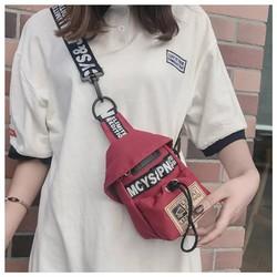 Túi Xách Nữ Hàn Quốc Edditon – Túi Xách Nữ đeo chéo dạo phố happy day giá dưới 100 ngàn