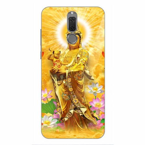 Ốp kính cường lực cho điện thoại Huawei Nova 2i - tôn giáo MS TONGIAO001