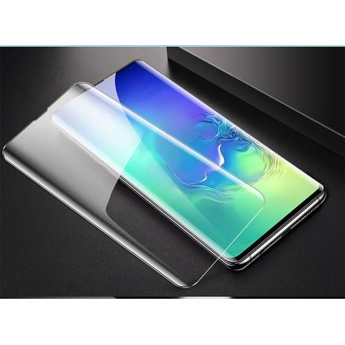 Kính cường lực full keo UV  cho Samsung S8