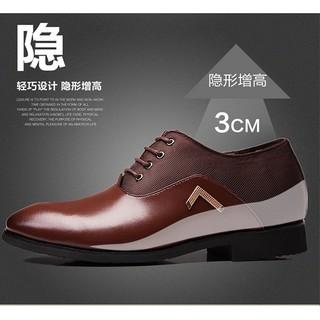 Giày cao nam GC2 - GC2 thumbnail
