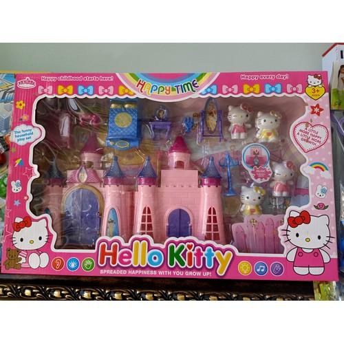 Lâu đài Hello Kitty