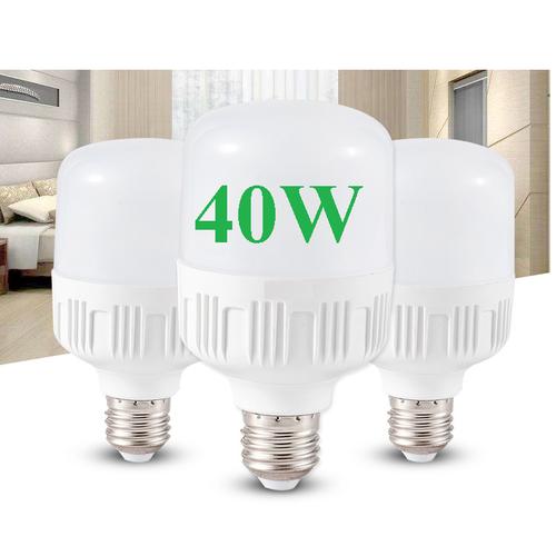Bóng đèn led 40w siêu sáng tiết kiệm điện, đủ công suất