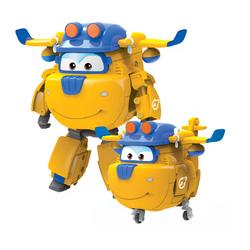 Super wings đồ chơi đội bay siêu đẳng mô hình máy bay Donnie cỡ lớn Team Xây Dựng MẪU MỚI