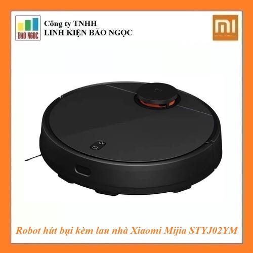 Robot hút bụi lau nhà thông minh Xiaomi Mijia STYJ02YM