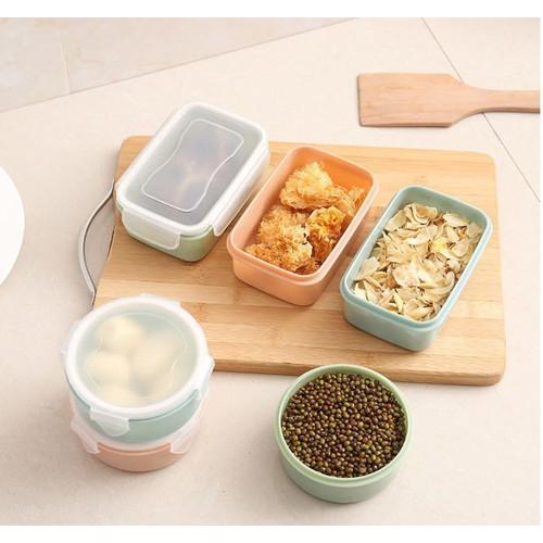 Bộ 3 hộp nhựa đựng thực phẩm-hộp chứa thực phẩm hình chữ nhật-khay đựng thức ăn - 12966072 , 20957927 , 15_20957927 , 99000 , Bo-3-hop-nhua-dung-thuc-pham-hop-chua-thuc-pham-hinh-chu-nhat-khay-dung-thuc-an-15_20957927 , sendo.vn , Bộ 3 hộp nhựa đựng thực phẩm-hộp chứa thực phẩm hình chữ nhật-khay đựng thức ăn