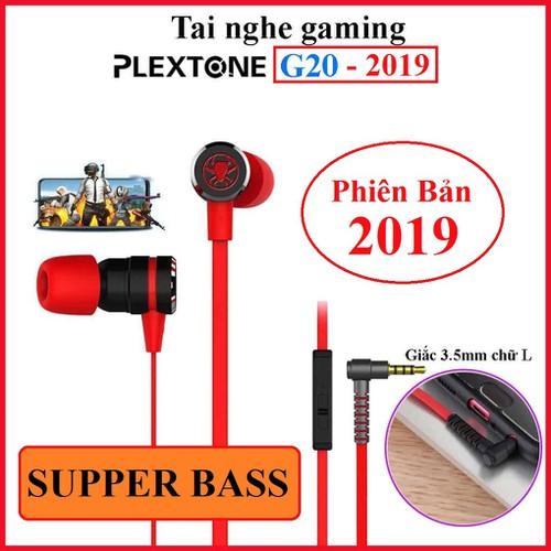 Tai Nghe Game Thủ Plextone G20 Có Micro Đàm Thoại Siêu Bass - 12979751 , 20976696 , 15_20976696 , 220000 , Tai-Nghe-Game-Thu-Plextone-G20-Co-Micro-Dam-Thoai-Sieu-Bass-15_20976696 , sendo.vn , Tai Nghe Game Thủ Plextone G20 Có Micro Đàm Thoại Siêu Bass