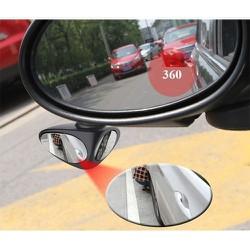 Gương cầu lồi chống điểm mù-gương ô tô 2 mặt-gương xe hơi