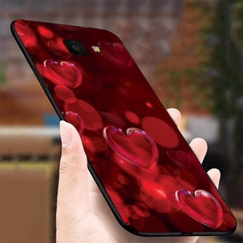 Ốp điện thoại dành cho máy samsung galaxy c9 - c9 pro - trái tim tình yêu ms love019