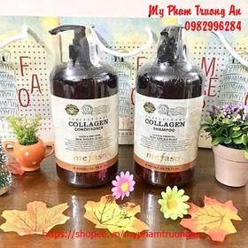 Dầu gội Mefaso Collagen và mũ nilon - MPTA 84-4