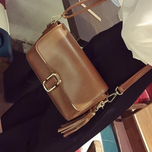 Túi xách nữ thời trang phong cách hàn quốc tu8083  - nâu