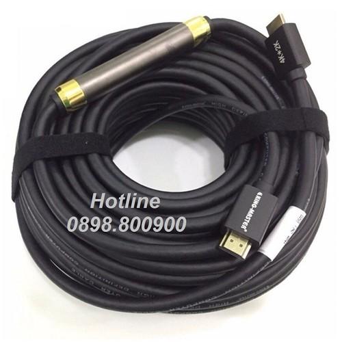 [ TL-0898.800900]  Cáp HDMI Kingmaster 2.0V -10M KH204