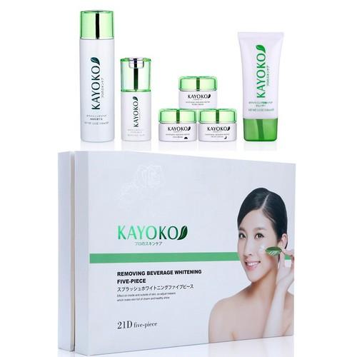 Bộ Mỹ Phẩm cao cấp trị nám dưỡng trắng Kayoko set 6 sản phẩm - 12959695 , 20950034 , 15_20950034 , 499000 , Bo-My-Pham-cao-cap-tri-nam-duong-trang-Kayoko-set-6-san-pham-15_20950034 , sendo.vn , Bộ Mỹ Phẩm cao cấp trị nám dưỡng trắng Kayoko set 6 sản phẩm