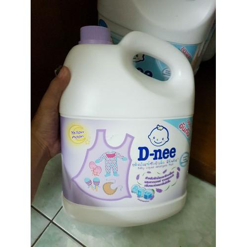 Nước giặt xả dnee cho bé màu tím - 12473514 , 20947967 , 15_20947967 , 180000 , Nuoc-giat-xa-dnee-cho-be-mau-tim-15_20947967 , sendo.vn , Nước giặt xả dnee cho bé màu tím