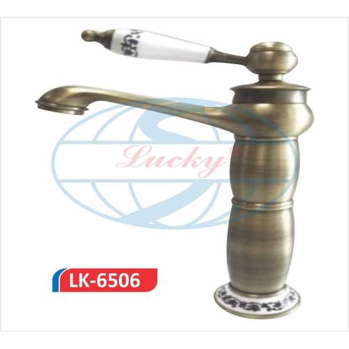 Vòi Lavabo cổ điển LucKy LK-6506