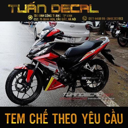 Tem Trùm Winner Motorcross