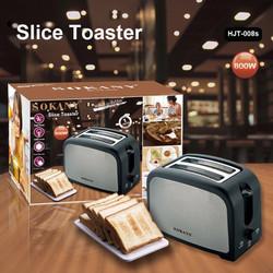 Máy nướng bánh mì,lò nướng bánh, máy nướng bánh mì mini  cao cấp SOKANY 800W