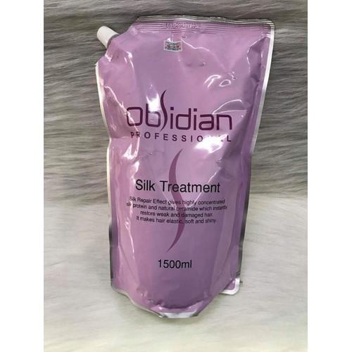 Hấp dầu obsidian silk treatment siêu mượt tóc hàn quốc 1500m - 12474011 , 20967806 , 15_20967806 , 639000 , Hap-dau-obsidian-silk-treatment-sieu-muot-toc-han-quoc-1500m-15_20967806 , sendo.vn , Hấp dầu obsidian silk treatment siêu mượt tóc hàn quốc 1500m