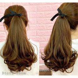 tóc cột 35cmm
