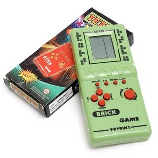 Đồ chơi xếp gạch Brick Game-máy chơi game cầm tay-trò chơi xếp gạch - DCXG001-Z thumbnail