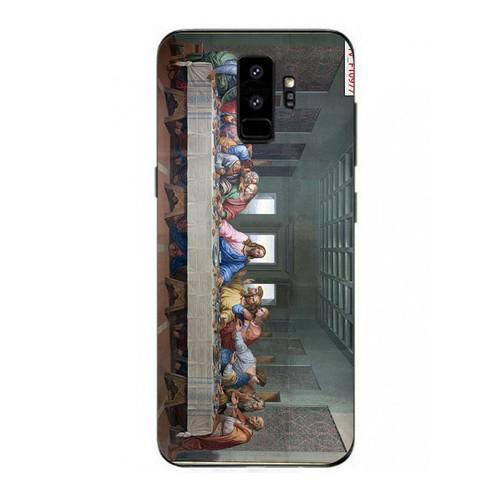 Ốp điện thoại dành cho máy samsung galaxy s9 plus - tôn giáo ms tgiao039