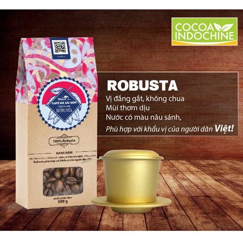 Combo cà phê hạt rang robusta + phin cà phê cao cấp - 13039482 , 21069433 , 15_21069433 , 172000 , Combo-ca-phe-hat-rang-robusta-phin-ca-phe-cao-cap-15_21069433 , sendo.vn , Combo cà phê hạt rang robusta + phin cà phê cao cấp