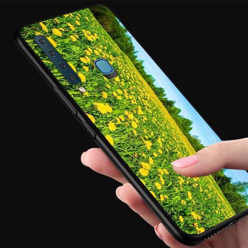 Ốp điện thoại dành cho máy samsung galaxy m20 - vườn hoa ms vhoa053