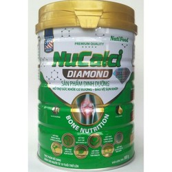 Sữa bột Nucalci Diamond date mới nhất