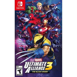 Marvel Ulti Alliance 3: The Black Order -Hàng Nhập Khẩu