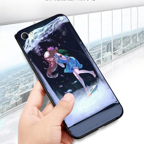 Ốp lưng cứng viền dẻo dành cho điện thoại Oppo F1S - A59 - Cô Bé Trong Chiếc Lọ Thủy MS CBTCL017 - 11380195 , 21043490 , 15_21043490 , 69000 , Op-lung-cung-vien-deo-danh-cho-dien-thoai-Oppo-F1S-A59-Co-Be-Trong-Chiec-Lo-Thuy-MS-CBTCL017-15_21043490 , sendo.vn , Ốp lưng cứng viền dẻo dành cho điện thoại Oppo F1S - A59 - Cô Bé Trong Chiếc Lọ Thủy MS