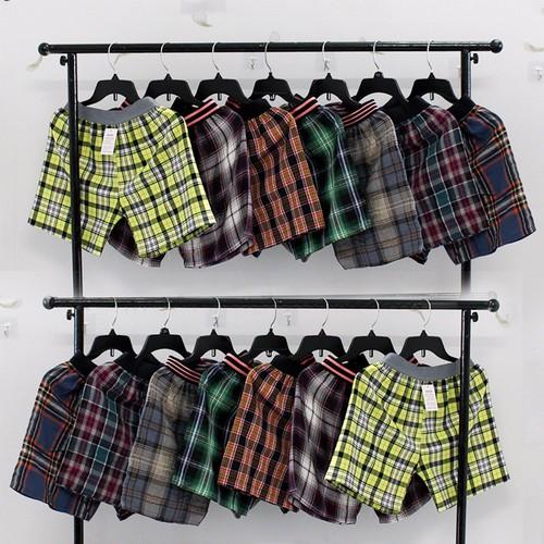 Combo 4 quần short nam cao cấp