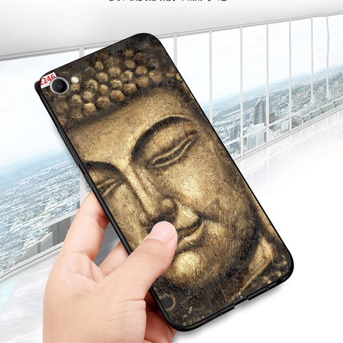 Ốp lưng cứng viền dẻo dành cho điện thoại oppo f1s - a59 - tôn giáo ms tgiao007