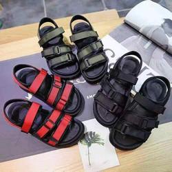 Giày sandal nữ đế bánh mì 2 quai