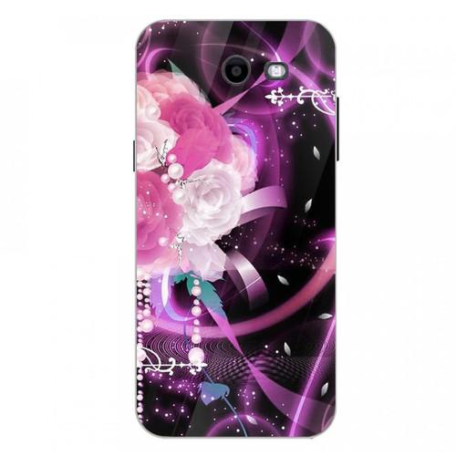 Ốp lưng cứng viền dẻo dành cho điện thoại samsung galaxy j3 prime - lung linh sắc màu ms llsm055