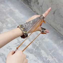 Vòng tay cao su phim Sở Kiều Truyện thiết kế độc đáo phong cách cổ trang cổ điển