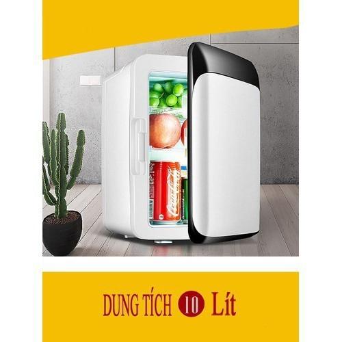 Tủ lạnh mini 10l dùng cho ô tô và gia đình - tủ giữ mát từ 5 độ - 13035707 , 21064268 , 15_21064268 , 1299000 , Tu-lanh-mini-10l-dung-cho-o-to-va-gia-dinh-tu-giu-mat-tu-5-do-15_21064268 , sendo.vn , Tủ lạnh mini 10l dùng cho ô tô và gia đình - tủ giữ mát từ 5 độ