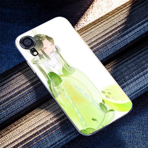 Ốp lưng điện thoại iphone xs max - cô bé trong chiếc lọ thủy ms cbtcl058