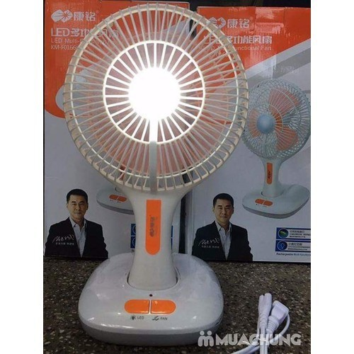 Quạt tích điện ông tây kèm đèn led - 13021972 , 21046439 , 15_21046439 , 199000 , Quat-tich-dien-ong-tay-kem-den-led-15_21046439 , sendo.vn , Quạt tích điện ông tây kèm đèn led