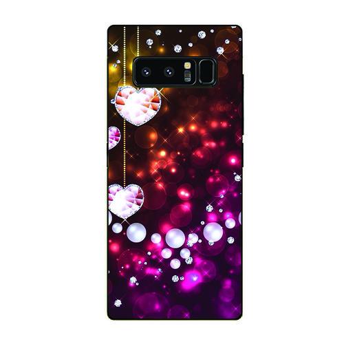 Ốp lưng điện thoại samsung galaxy note 8 - lung linh sắc màu ms llsm065