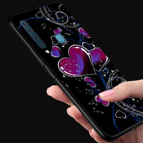 Ốp điện thoại samsung galaxy m20 - trái tim tình yêu ms love079