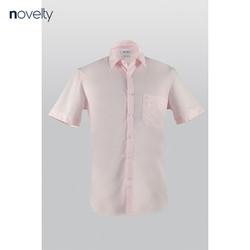 Áo sơ mi nam Novelty ngắn tay NSMMMNMTCR190037N