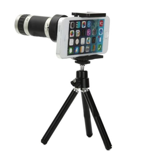 Ống lens tele zoom 8x đa năng