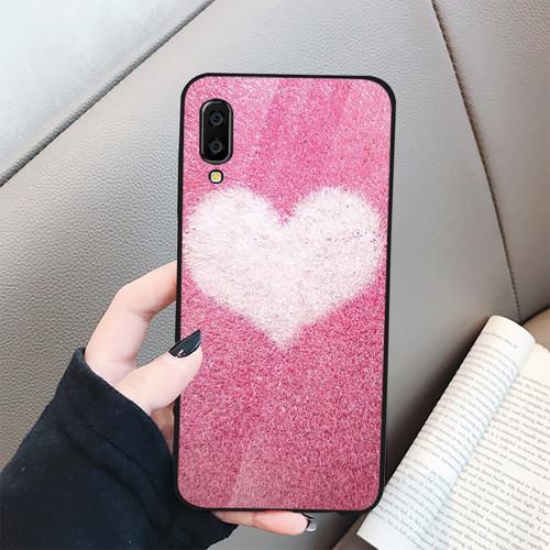 Ốp lưng điện thoại samsung galaxy a70 - trái tim tình yêu ms love015