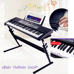 Đàn Piano Đàn Điện Đàn Organ Electronic Keyboard Đàn 61 phím kèm phụ kiện đầy đủ