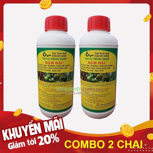 Bộ 2 chai - dinh dưỡng tăng trưởng cây trồng dịch trùn quế - chai 1 lít - 13033583 , 21061596 , 15_21061596 , 270000 , Bo-2-chai-dinh-duong-tang-truong-cay-trong-dich-trun-que-chai-1-lit-15_21061596 , sendo.vn , Bộ 2 chai - dinh dưỡng tăng trưởng cây trồng dịch trùn quế - chai 1 lít
