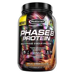 Protein Cao Cấp Nuôi Dưỡng Cơ Bắp Trong 8 Giờ Phase 8 - MuscleTech - 2lbs