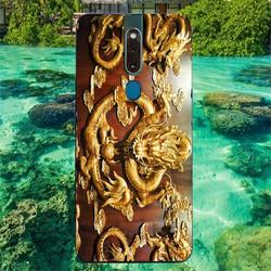 Ốp lưng điện thoại Oppo F11 Pro - hình Điêu Khắc MS DKHAC024
