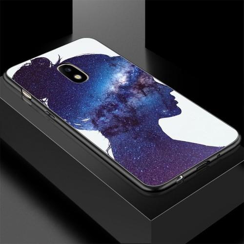 Ốp lưng điện thoại samsung galaxy j710 -  j7 2016 - phía sau một cô gái ms ps1cg028